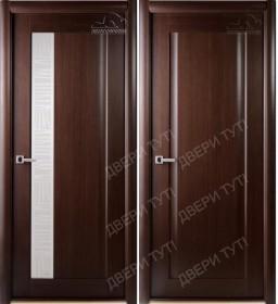 Дверь Ланда венге