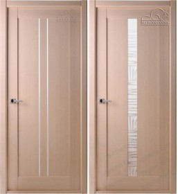 Дверь Челси клен серебристый