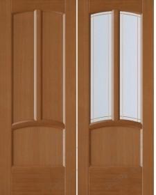 Дверь Ветразь орех (Ф-11)