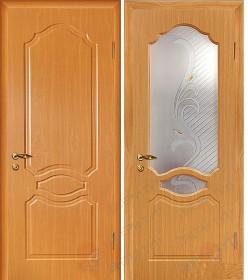 Дверь Венеция миланский орех