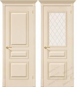 Дверь Лондон ваниль (Д-15)