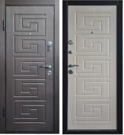 Дверь Патриот 727 венге/беленый дуб