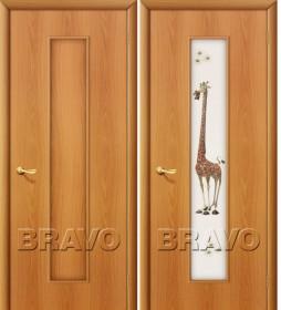 Дверь 27Х Миланский орех