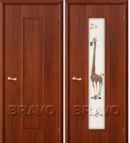 Дверь 27Х Итальянский орех
