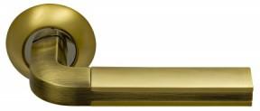 Ручка Archie SILLUR 96 S.Gold/BR Матовое золото /Античная бронза