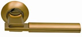 Ручка Archie SILLUR 94A S.Gold/P.Gold Матовое золото/Золото