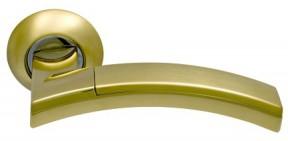 Ручка Archie SILLUR 132 S.Gold/P.Gold Матовое золото/Золото
