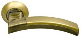 Ручка Archie SILLUR 132 S.Gold/BR Матовое золото /Античная бронза