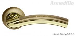Ручка Armadillo Libra LD 26 AB/GP бронза/золото