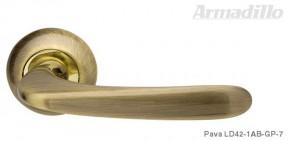 Ручка Armadillo Pava LD AB/GP бронза/золото
