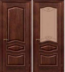 Дверь Леона голд (Д-25)