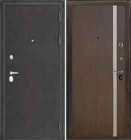 Дверь Колизей Техно 1 венге пвх