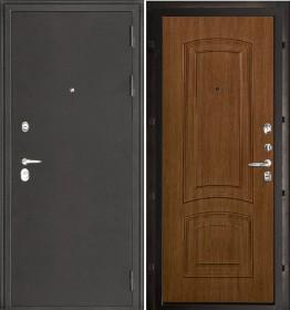 Дверь Колизей Лаура темный орех пвх