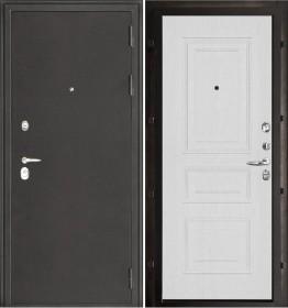 Дверь Колизей Вена белый ясень пвх