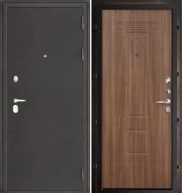 Дверь Колизей Чиж темный орех пвх