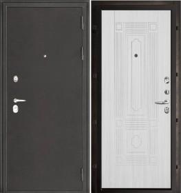 Дверь Колизей Чиж белый ясень пвх