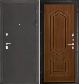 Дверь Колизей Премьера темный орех пвх