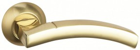 Ручка Bussare Solido A 37 Золото/Золото матовое