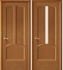 Дверь Ветразь ПЧО орех (Ф-11)