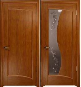 Дверь Смеральда темный анегри