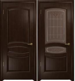 Дверь Оливия махагон