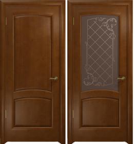 Дверь Парма итальянский орех