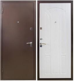 Дверь Патриот 181 беленый дуб
