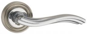 Ручка Punto Vento ML SN/CP-3 Матовый никель/Хром