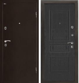 Дверь Соломон венге пвх