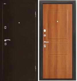 Дверь Соломон итальянский орех пвх