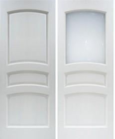 Дверь М 16 белый воск