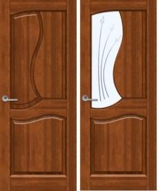 Дверь Верона светлый орех
