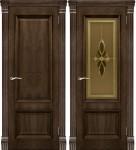 Дверь Корсика дуб brandy