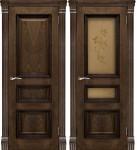 Дверь Барселона дуб brandy
