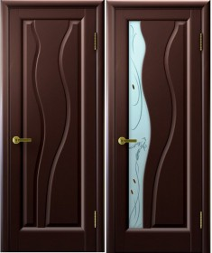 Дверь Торнадо Lux Legend венге