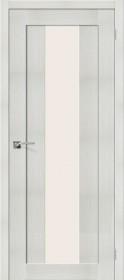 Дверь Порта 25 alu Bianco Veralinga MF