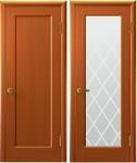 Дверь Сицилия Lux темный анегри