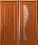 Дверь Флорина Lux темный анегри