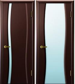 Дверь Клеопатра Lux Legend венге