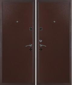 Дверь Патриот 134 метал/метал