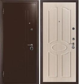 Дверь Патриот 563 беленый дуб