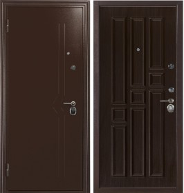 Дверь Патриот 563 венге
