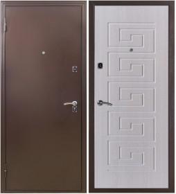 Дверь Патриот 131/0584 беленый дуб