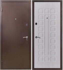 Дверь Патриот 131/0586 беленый дуб