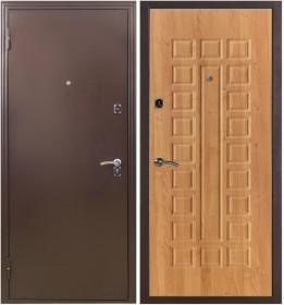 Дверь Патриот 131/1186 миланский орех