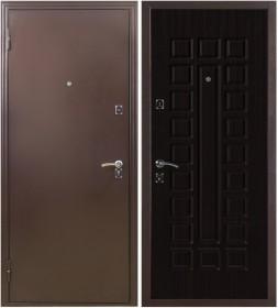 Дверь Патриот 131/0486 венге