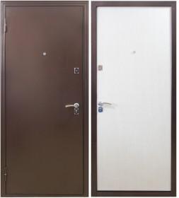 Дверь Патриот 130 беленый дуб