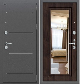 Дверь Groff Р2 -206 Темная вишня (П-28)