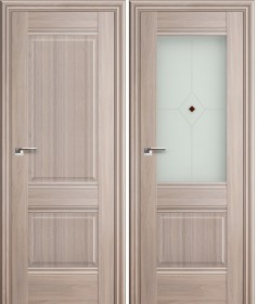 Дверь Profildoors 2Х орех пекан