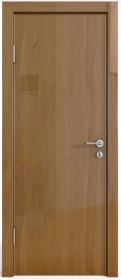 Дверь Модерн ДГ-500 темный анегри глянец